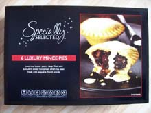 Aldi Luxury Mince Pies
