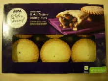 Asda All-Butter Mince Pies