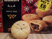 Walkers Billy Connolly Pie